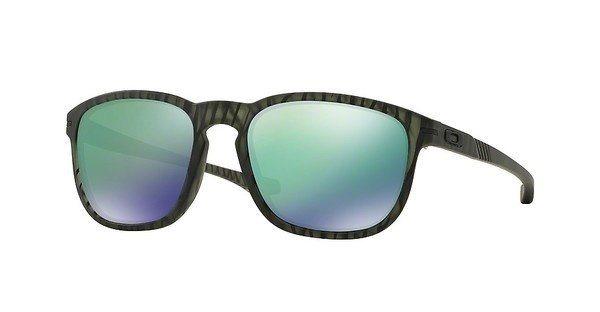 Oakley Herren Sonnenbrille »ENDURO OO9223« in 922328 - grün/grün