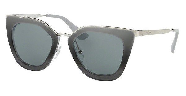 PRADA Prada Damen Sonnenbrille » PR 53SS«, grau, UFV3C2 - grau/blau