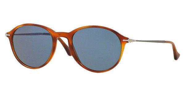 Persol Herren Sonnenbrille » PO3125S« in 96/56 - braun/blau