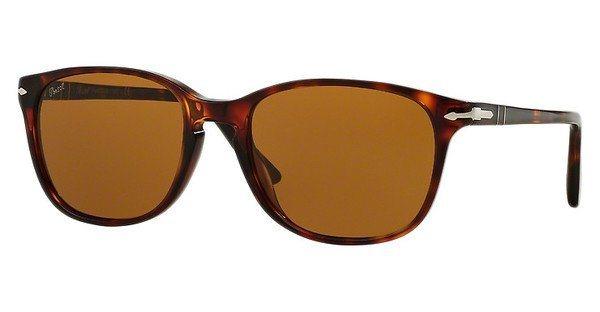 Persol Sonnenbrille » PO3133S« in 901533 - braun/braun