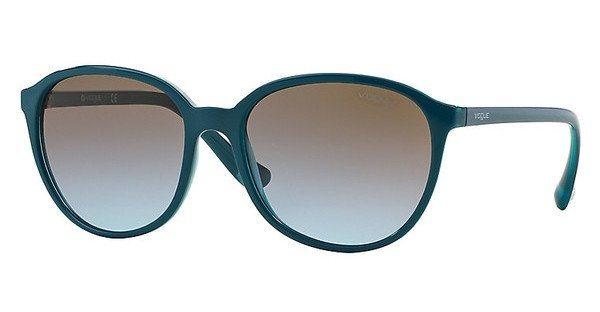 Vogue Damen Sonnenbrille » VO2939SM« in 229648 - grün/ rosa