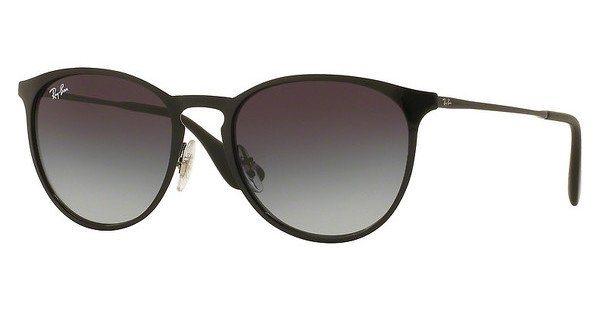 RAY-BAN Sonnenbrille » RB3539« in 002/8G - schwarz/grau