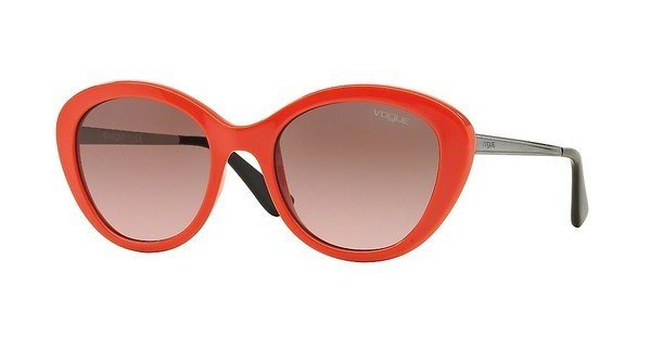 Vogue Damen Sonnenbrille » VO2870S« in 230814 - orange/ braun