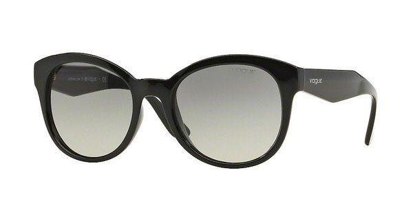 Vogue Damen Sonnenbrille » VO2992S« in W44/11 - schwarz/grau