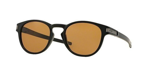 Oakley Herren Sonnenbrille »LATCH OO9265« in 926507 - schwarz/orange