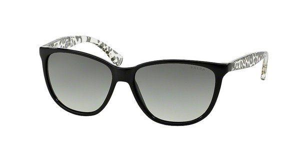 Ralph Damen Sonnenbrille » RA5179« in 137711 - schwarz/grau