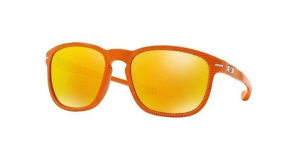 Oakley Herren Sonnenbrille »ENDURO OO9223« in 922322 - orange/gelb