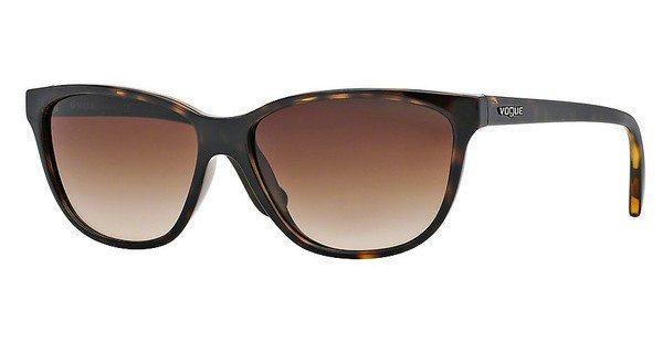 Vogue Damen Sonnenbrille » VO2729S« in W65613 - braun/braun