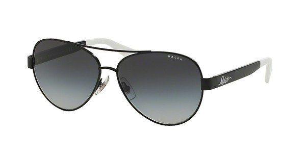 Ralph Damen Sonnenbrille » RA4114« in 307911 - schwarz/grau