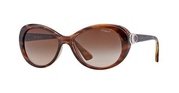 Vogue Damen Sonnenbrille » VO2770S« in 150813 - braun/braun