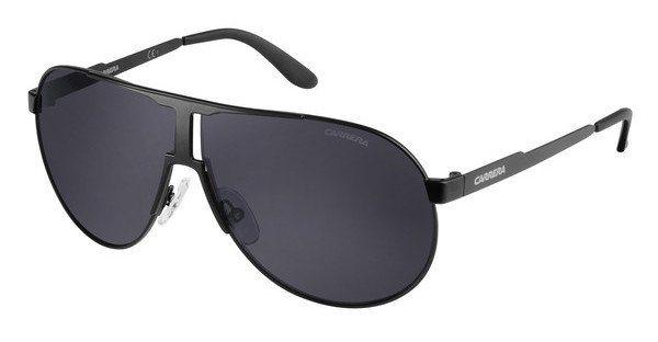 Carrera Sonnenbrille » NEW PANAMERIKA« in 003/Y1 - schwarz/grau
