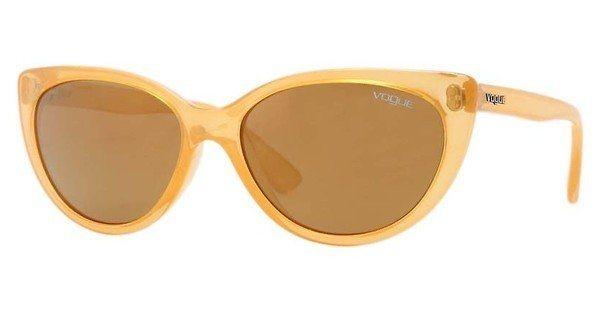 Vogue Damen Sonnenbrille » VO2677S« in 20936H - gelb/gold