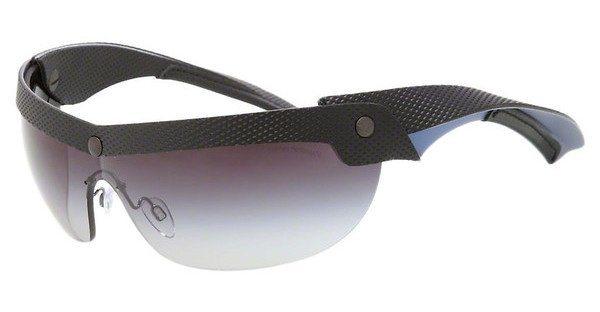 Emporio Armani Herren Sonnenbrille » EA4021« in 51388G - schwarz/grau