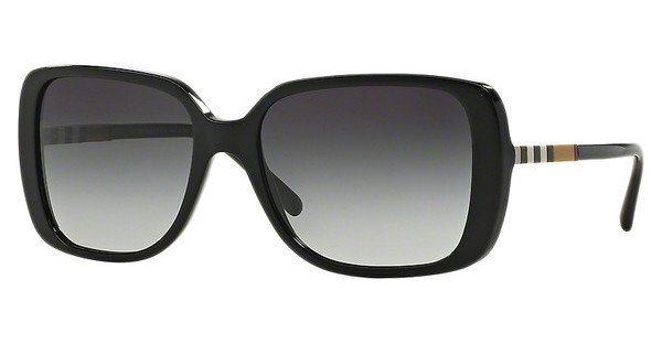 Burberry Damen Sonnenbrille » BE4198« in 30018G - schwarz/grau