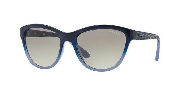 Vogue Damen Sonnenbrille » VO2993S« in 234611 - blau/grau