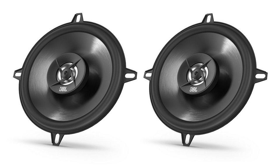 JBL (Paar) Koaxial-Lautsprecher »Stage 502« in schwarz