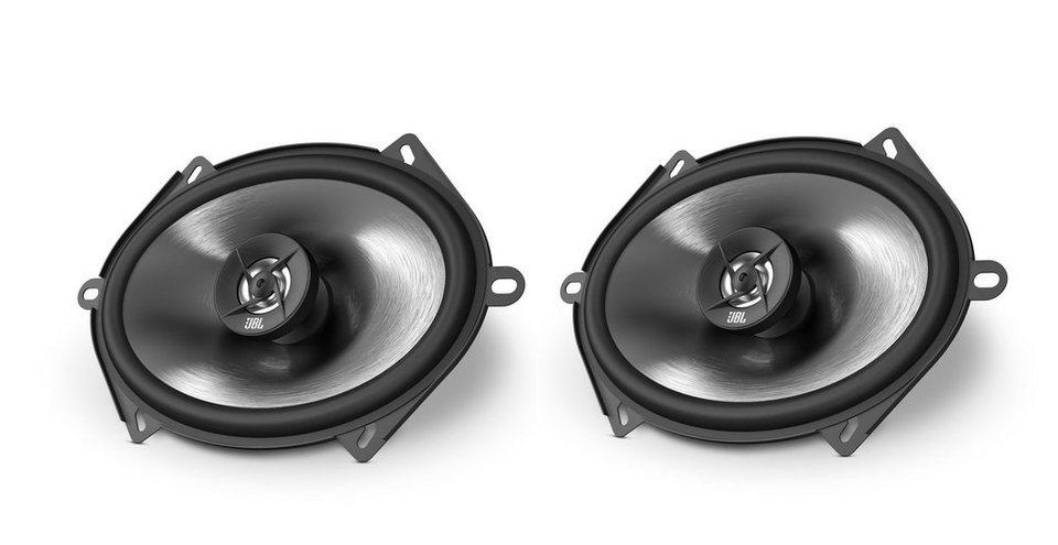 JBL (Paar) Koaxial-Lautsprecher »Stage 8602« in schwarz