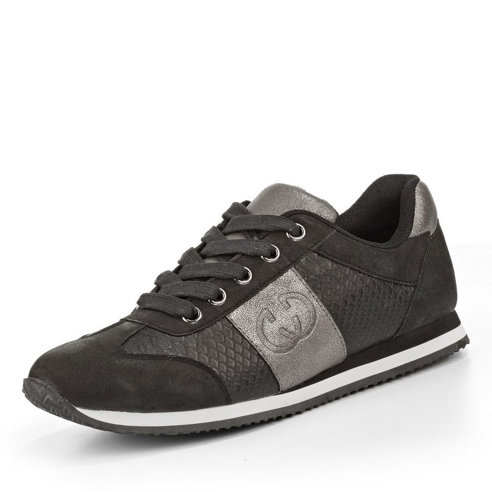 Gerry Weber Aki Sneaker in schwarz