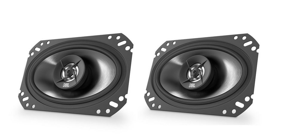 JBL (Paar) Koaxial-Lautsprecher »Stage 6402« in schwarz