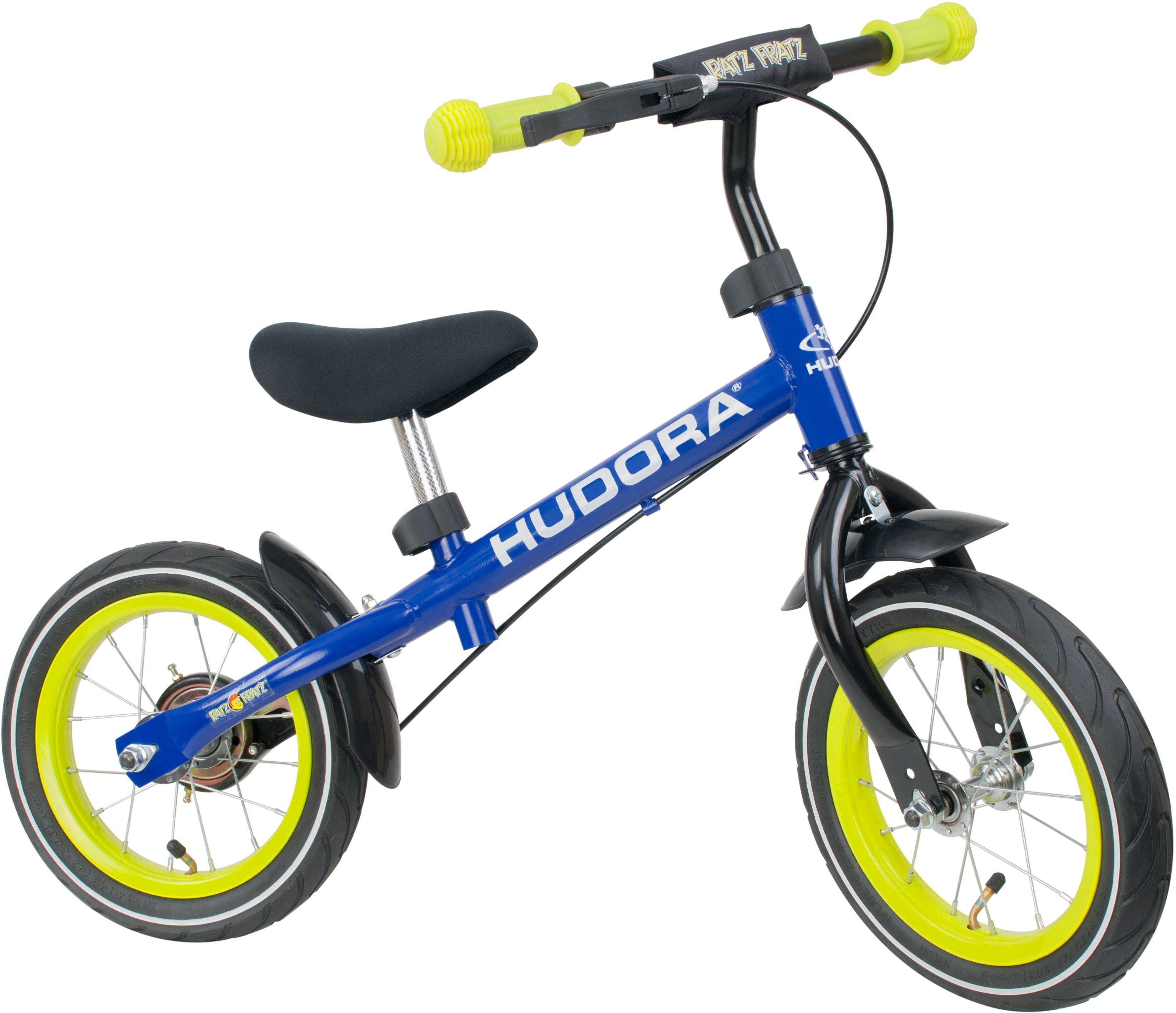 Hudora Laufrad mit verstellbarem Sattel, »Ratzfratz Air blau«