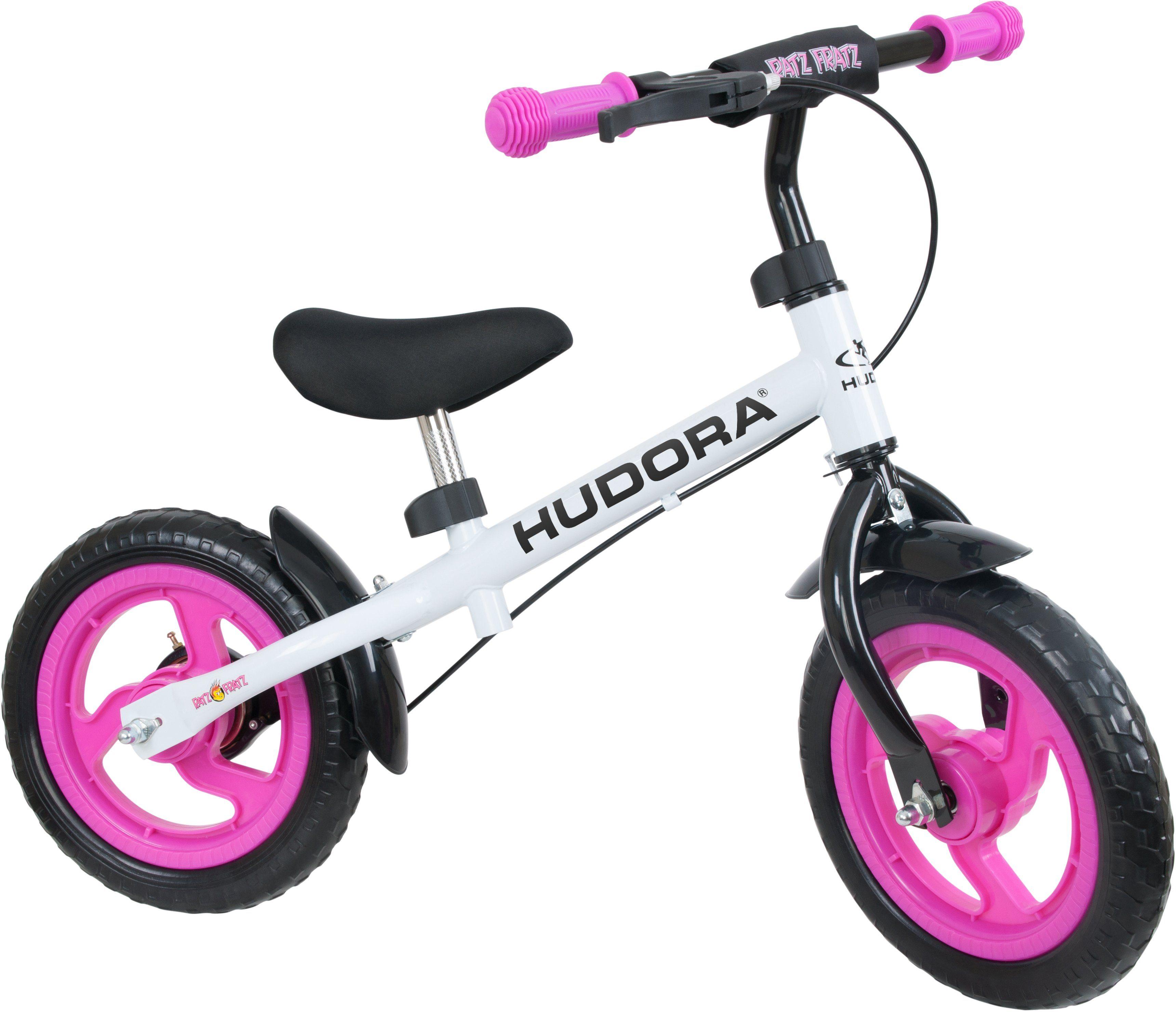 Hudora Laufrad mit EVA Bereifung, »Ratzfratz pink«