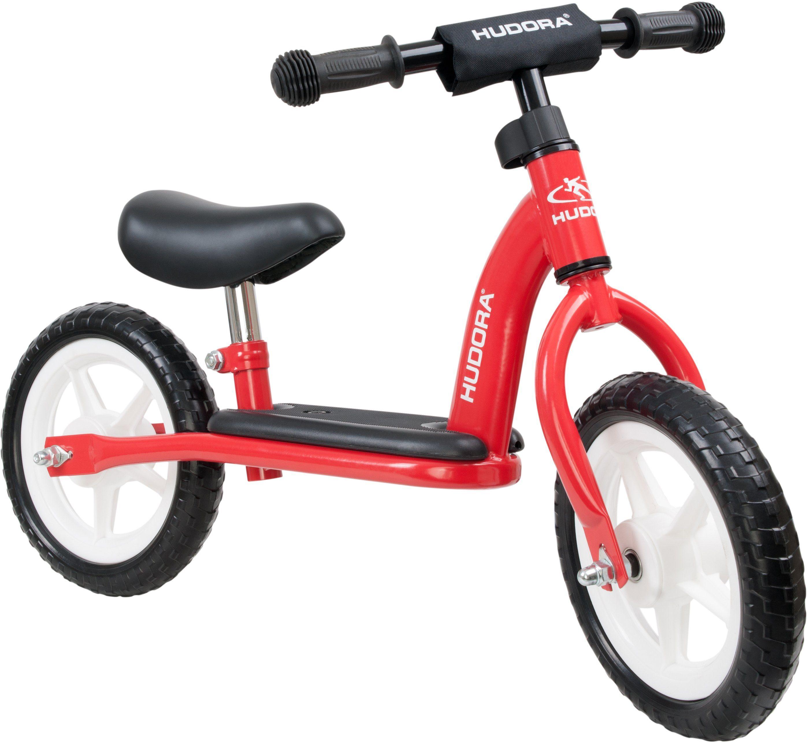 Hudora Laufrad mit verstellbarem Sitz und Lenker, »Toddler rot«