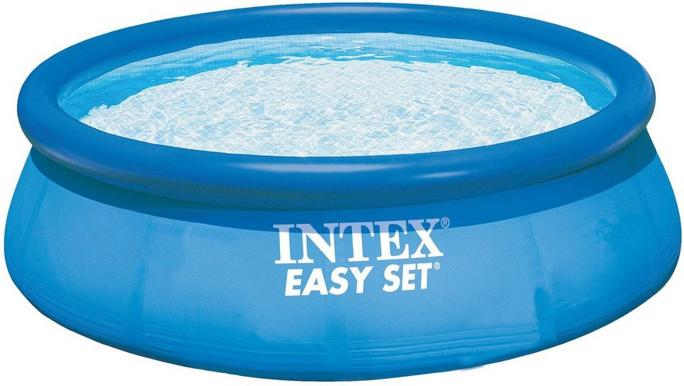 Intex Pool, Ø 366 cm, blau, »Easy Set-Pool« in blau