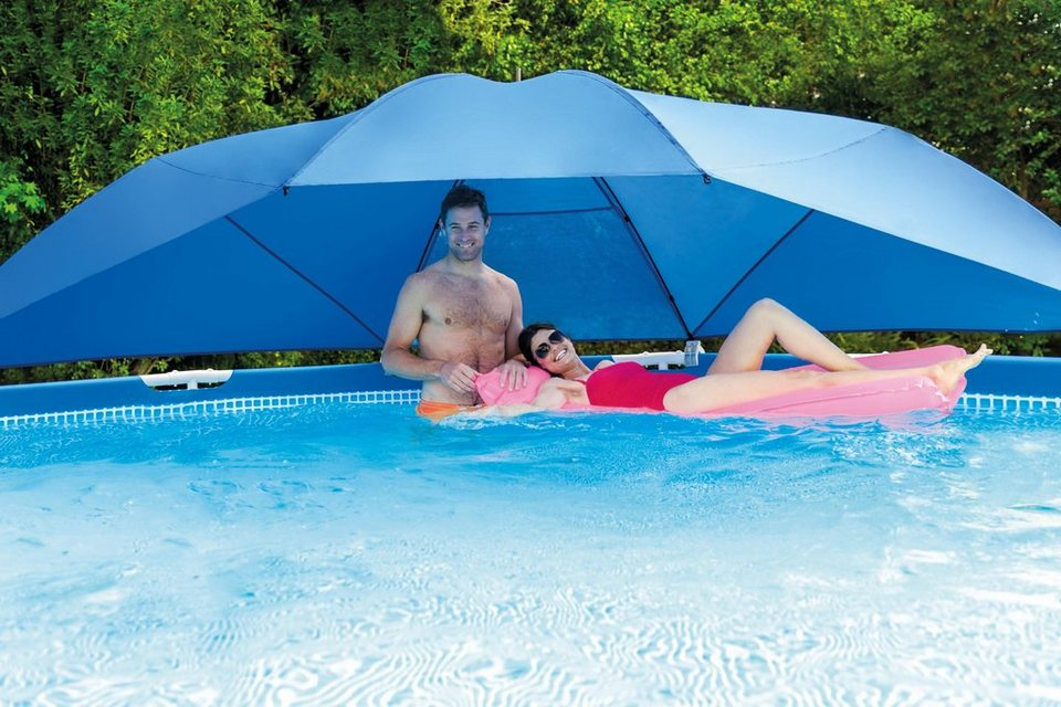 Intex Pool-Sonnendach, blau, »Pool Canopy« in blau