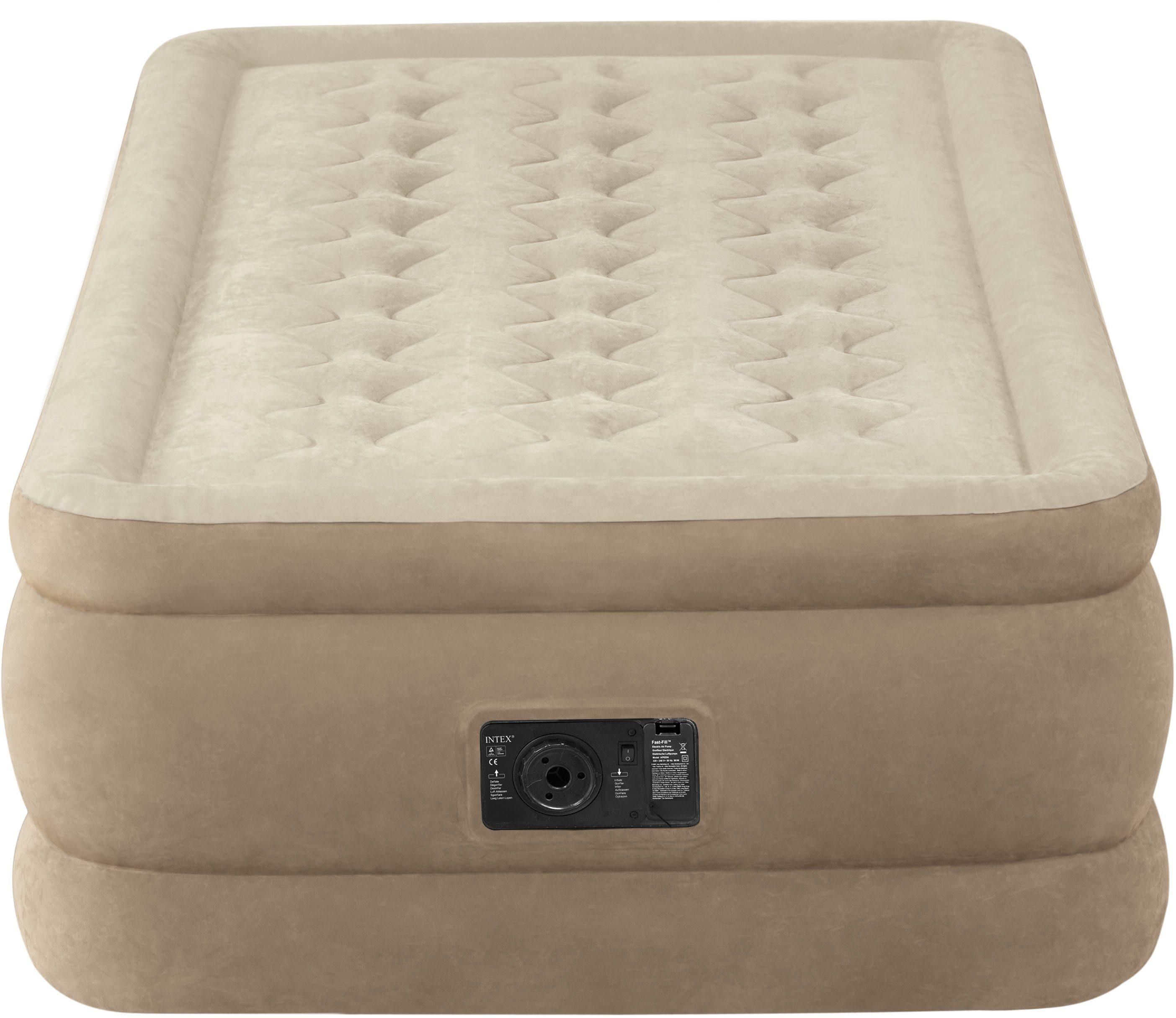 Intex Luftbett »Ultra Plush Bed Twin«