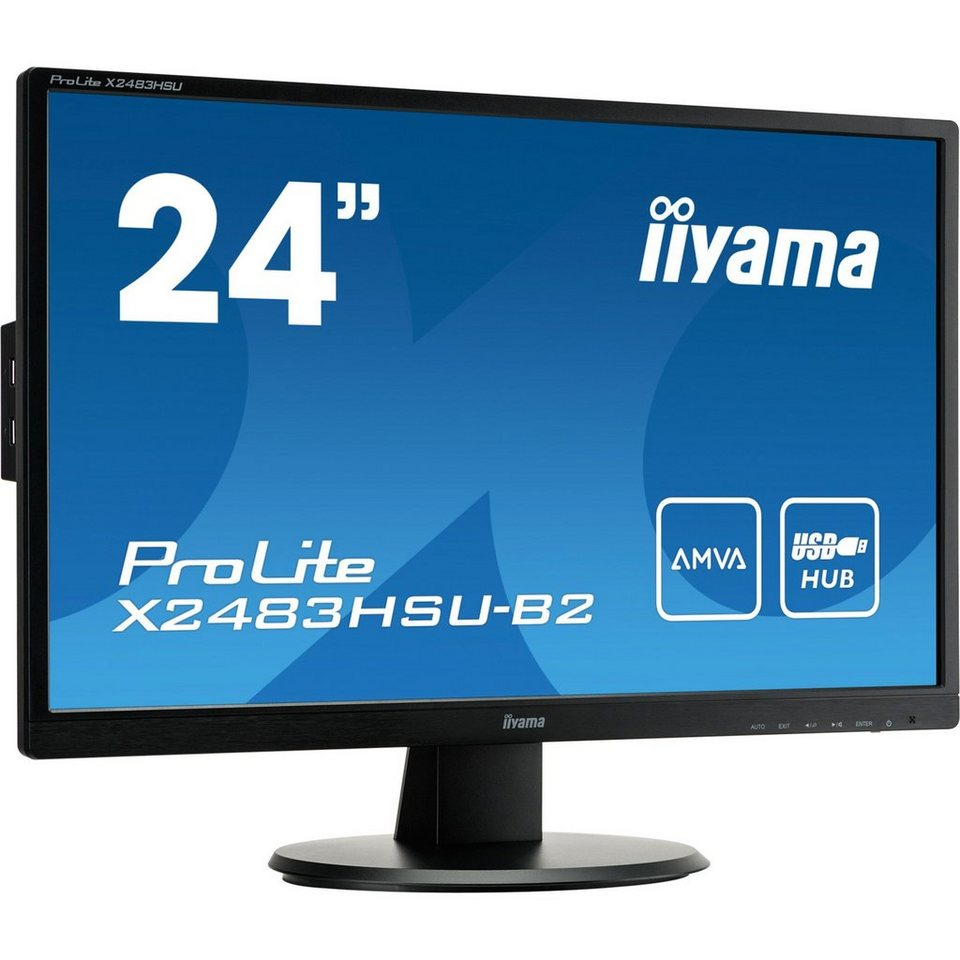 Iiyama LED-Monitor »ProLite X2483HSU-B2«