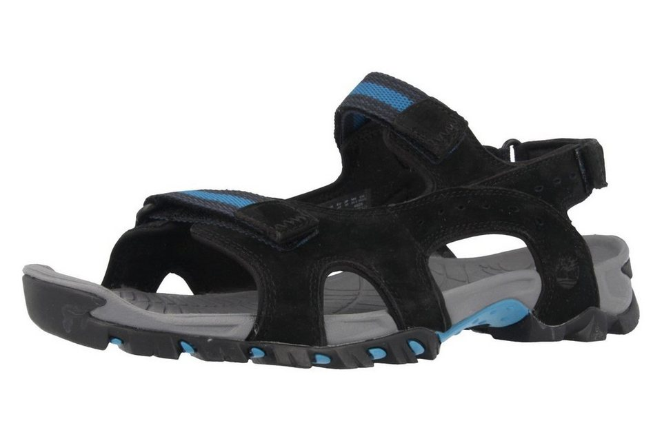 Timberland Sandalen in Black