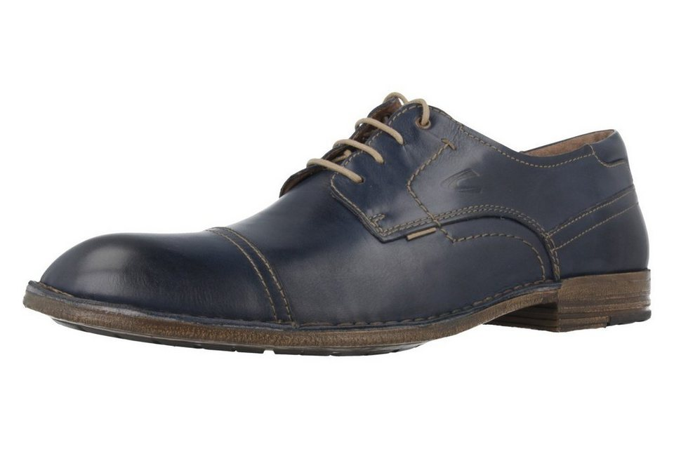 Camel Active Business-Schuhe in Blau