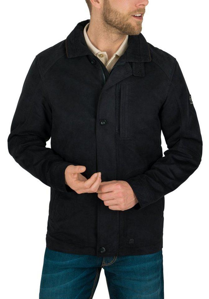 Redpoint Blouson »Tedd« in black