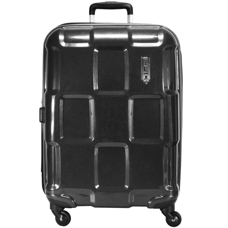 Epic Crate ex 4-Rollen Trolley 76 cm in black metal