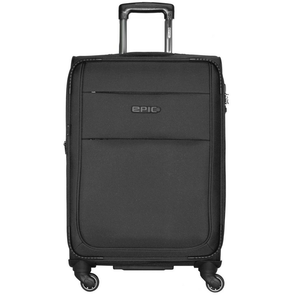 Epic DiscoveryAIR 4-Rollen Trolley 67 cm in black