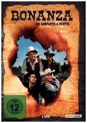 DVD »Bonanza - 4.Staffel«