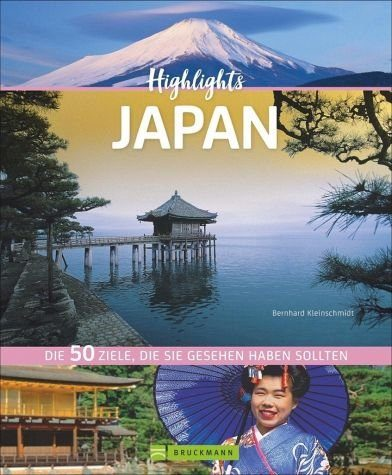 Gebundenes Buch »Highlights Japan«