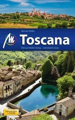 Broschiertes Buch »Toscana«