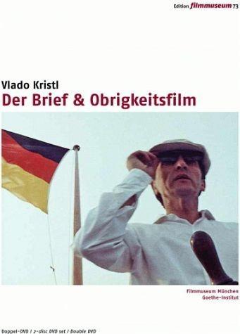 DVD »Der Brief / Obrigkeitsfilm (2 Discs)«