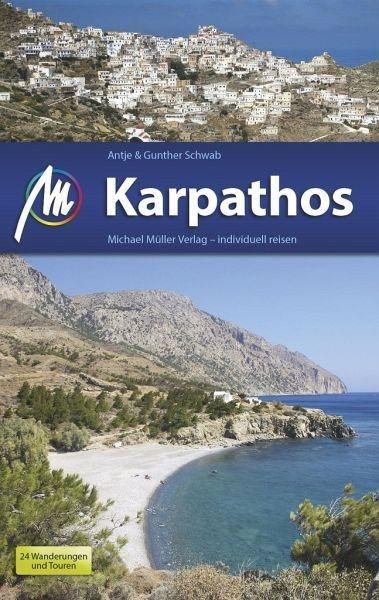Broschiertes Buch »Karpathos«