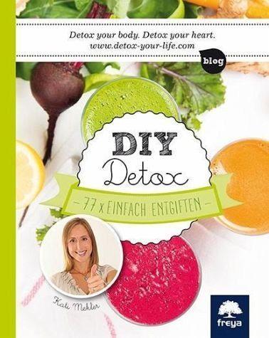 Gebundenes Buch »DIY Detox«