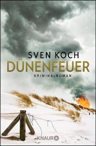 Broschiertes Buch »Dünenfeuer / Tjark Wolf und Femke Folkmer Bd.4«