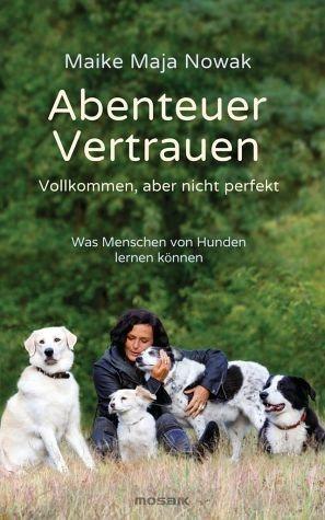 Gebundenes Buch »Abenteuer Vertrauen«
