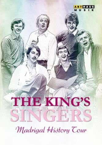 DVD »The King'S Singers«
