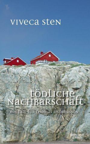 Broschiertes Buch »Tödliche Nachbarschaft / Thomas Andreasson Bd.7«