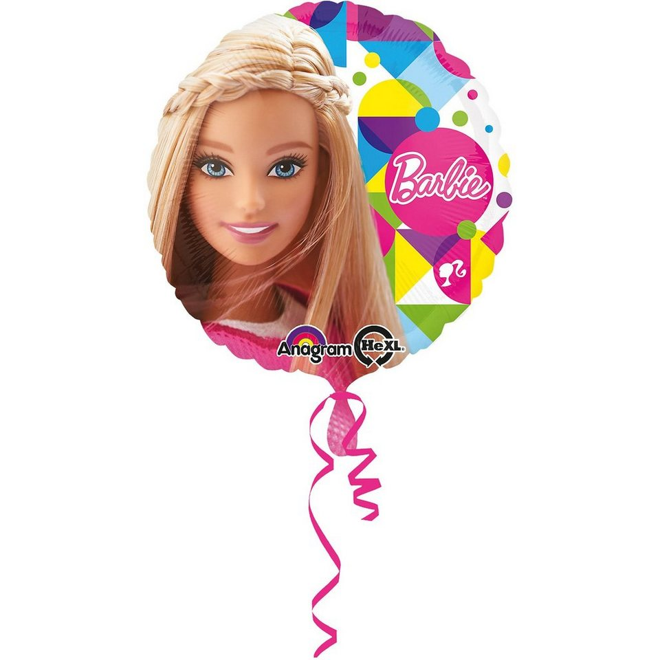 Amscan Folienballon Barbie