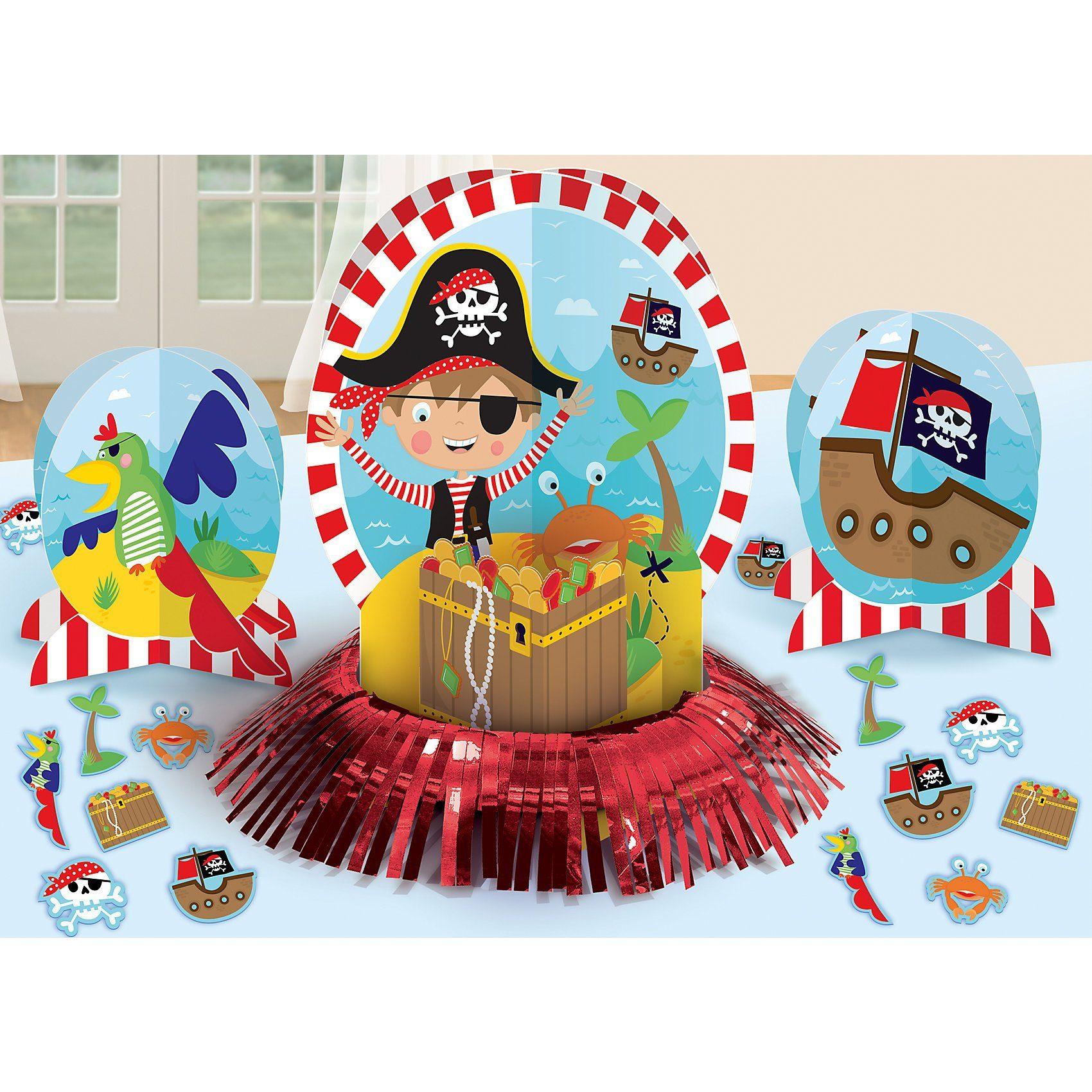 Amscan Tischdekoration Pirat