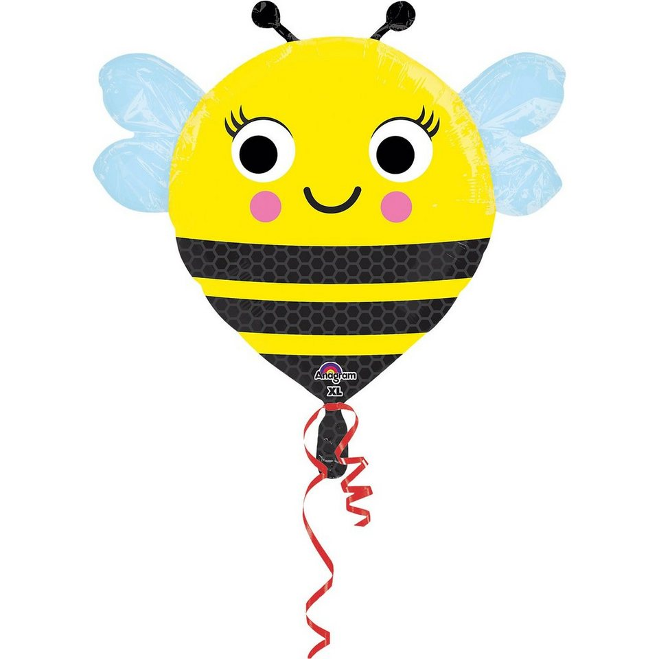 Amscan Folienballon Biene