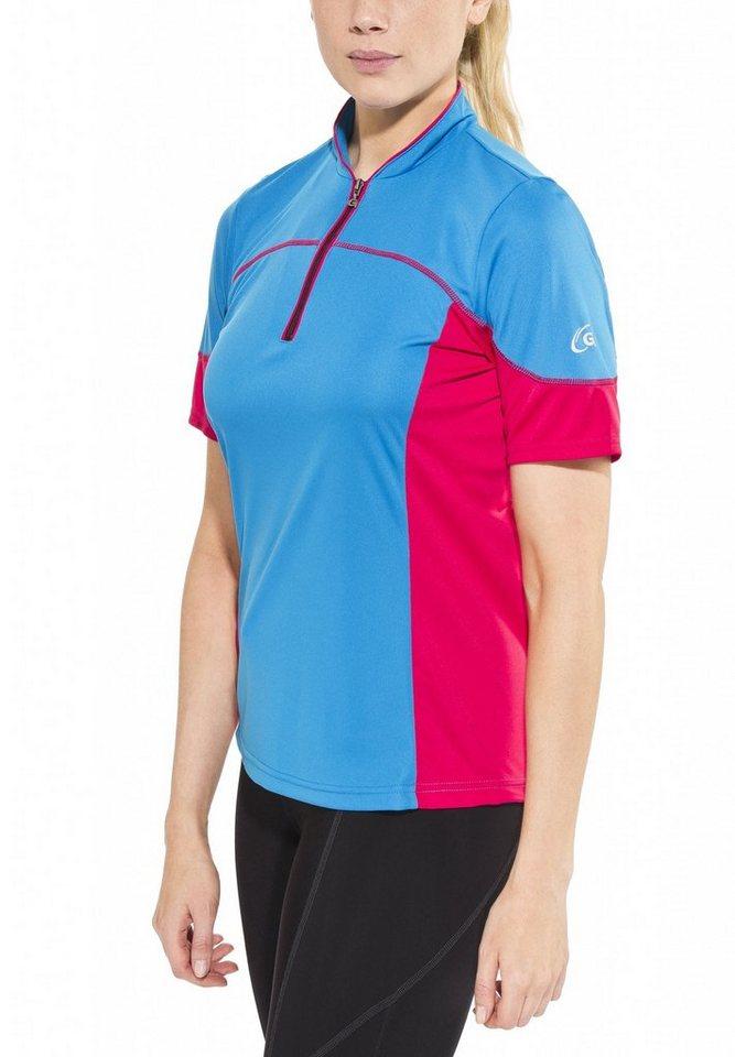 Gonso Radtrikot »Jave Bike Shirt Damen« in blau