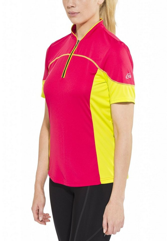 Gonso Radtrikot »Jave Bike Shirt Damen« in pink